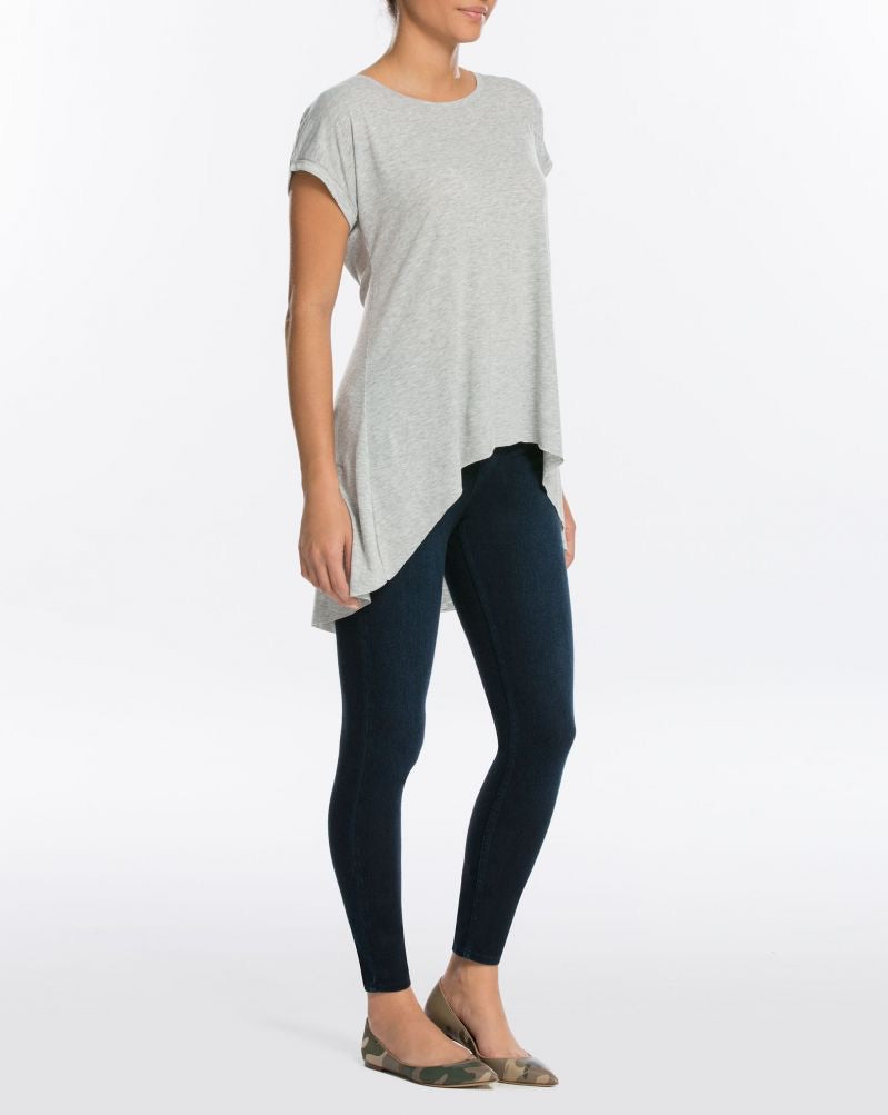 SPANX Jean-ish Leggings - Twighlight Rinse