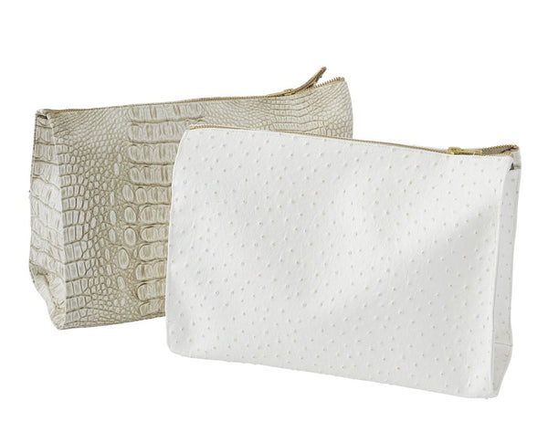 Sarah Make Up Bag/ Clutch