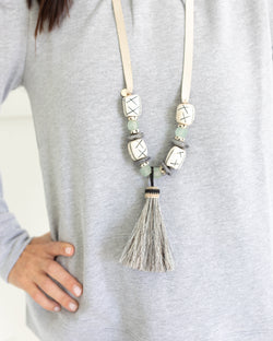 Horse Hair Necklace