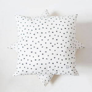 Star Scatter Cushion, Ingrid Petrie for Little Jagger