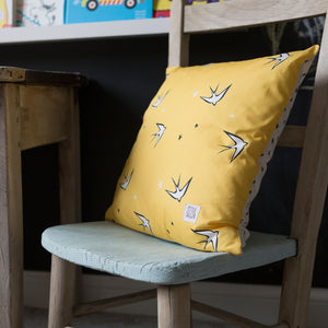 Swallow Scatter Cushion
