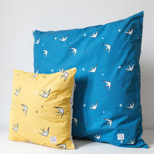 Load image into Gallery viewer, Swallow Floor Cushions 60 x 60cm