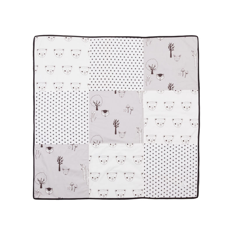 Woodland Play Quilt