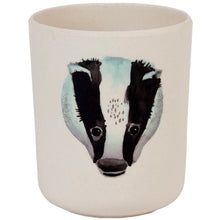 Load image into Gallery viewer, Bunny & Badger Bamboo cup - Nuukk