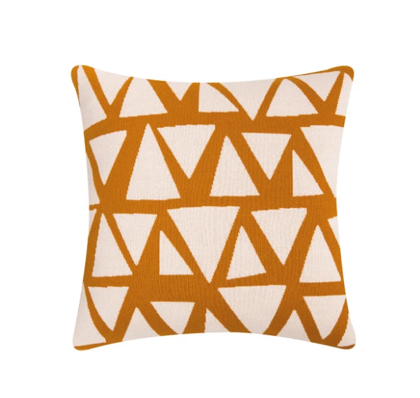 Mustard Lennox Cushion