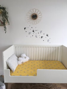 Removable Swallow Wall Decals