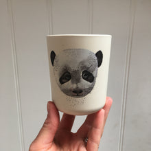 Load image into Gallery viewer, Panda Bamboo cup - Nuukk