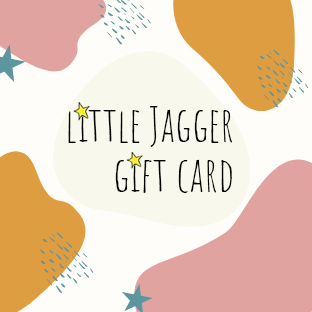 Little Jagger Gift Card