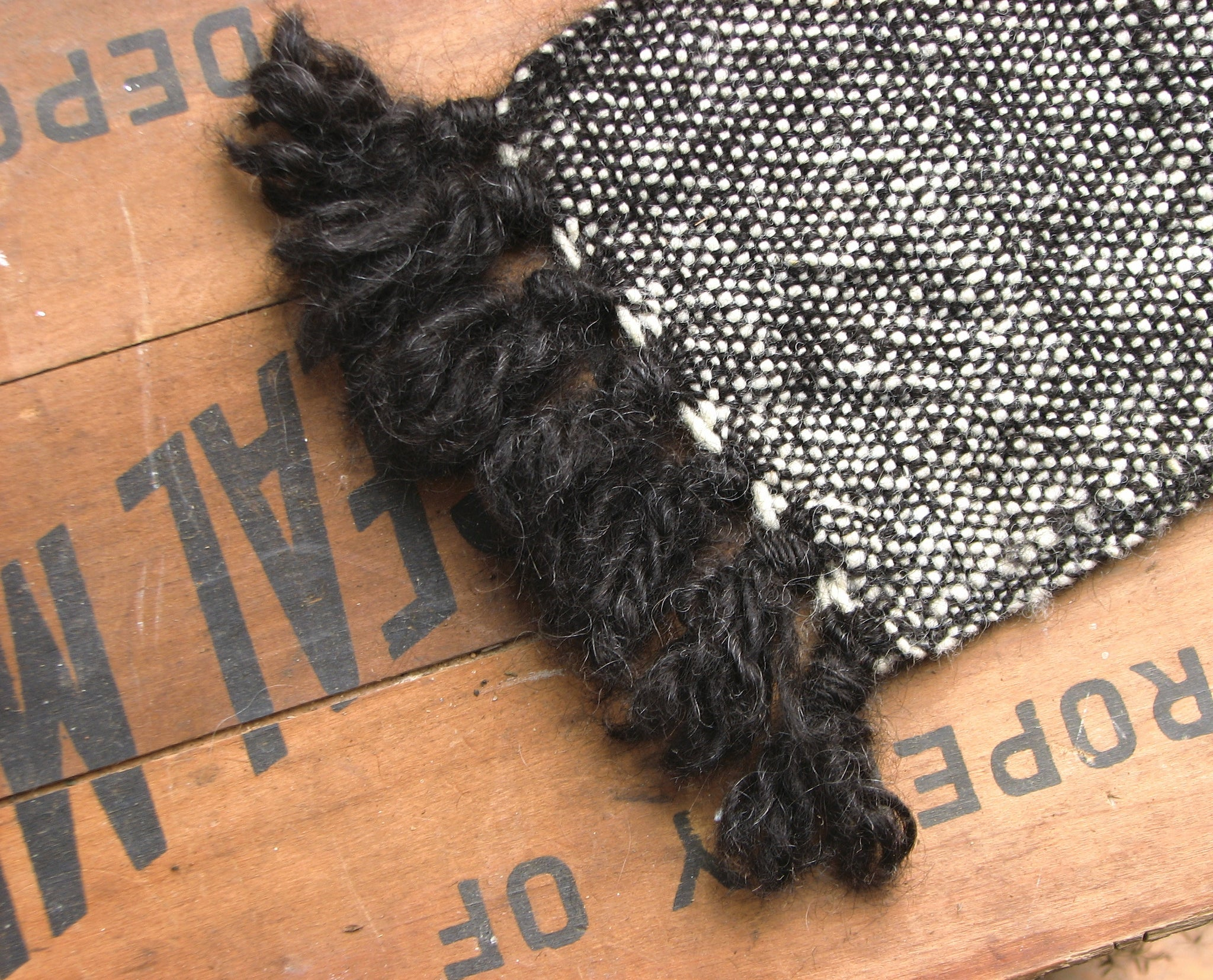 weaving sample