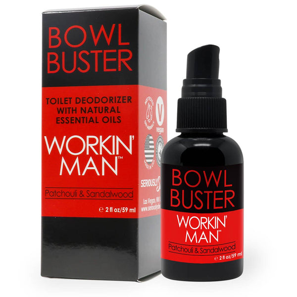 Bowl Buster - Toilet Deodorizing Spray