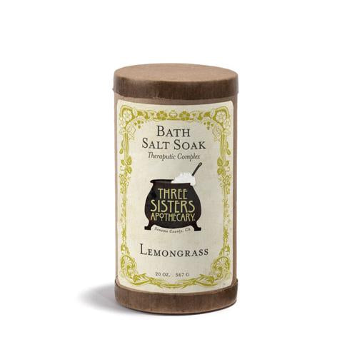 Bath Salt Soak