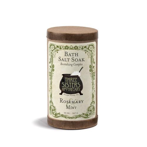 Three Sister Apothecary- Bath Salt Soak