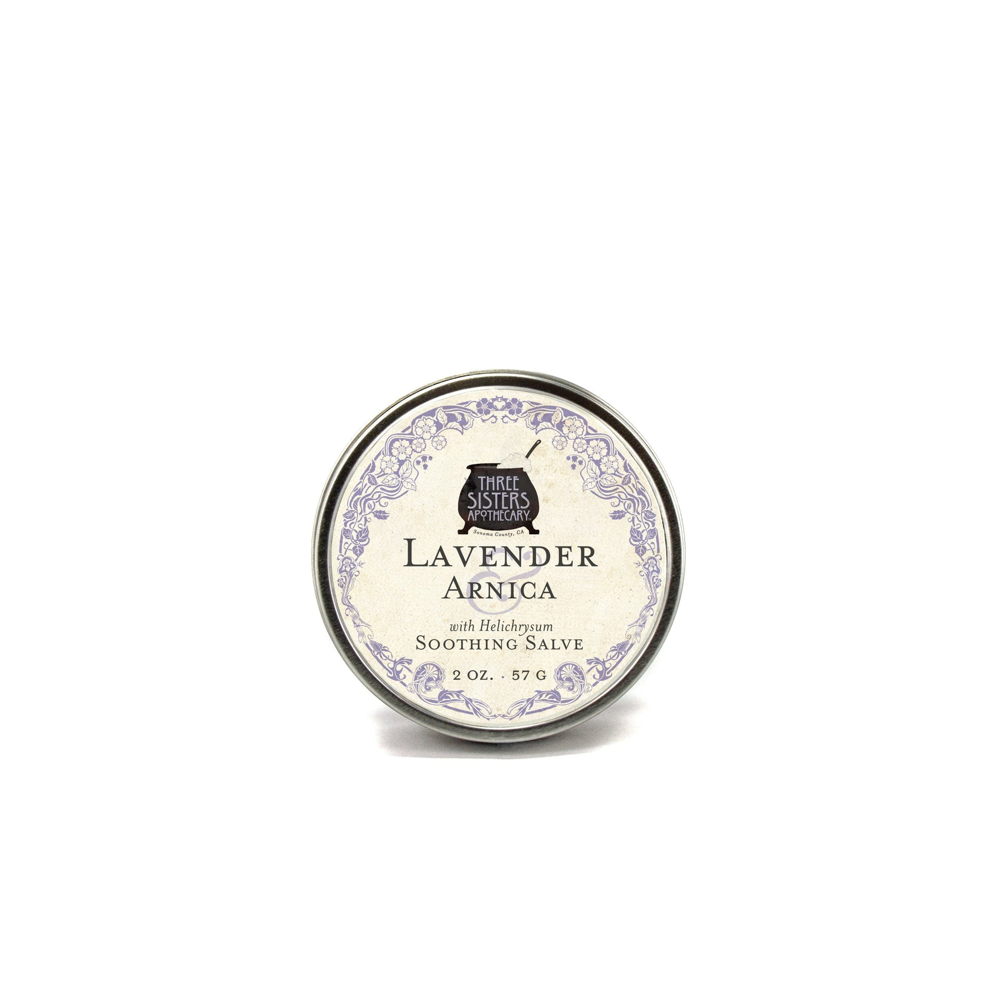 Lavender & Arnica Soothing Salve