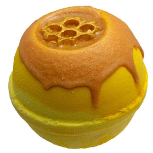 Honey Comb Cocktail Bath Bomb