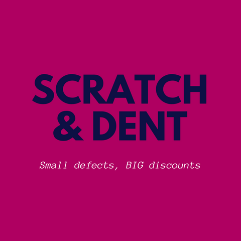 Scratch and Dent