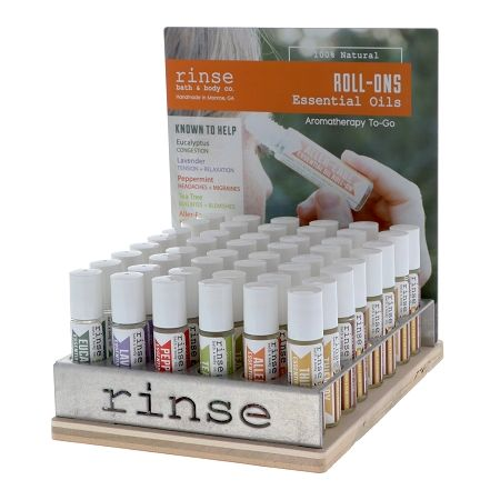 Roll-on Essential Oils