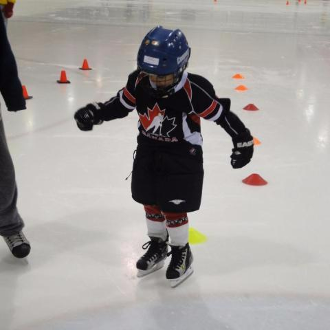 Advanced School Age Big Rink- Spring Session
