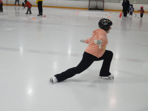 Figure Skating Big Rink- 8 week Fall Session