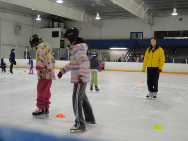 Beginner School Age Big Rink- Spring Session