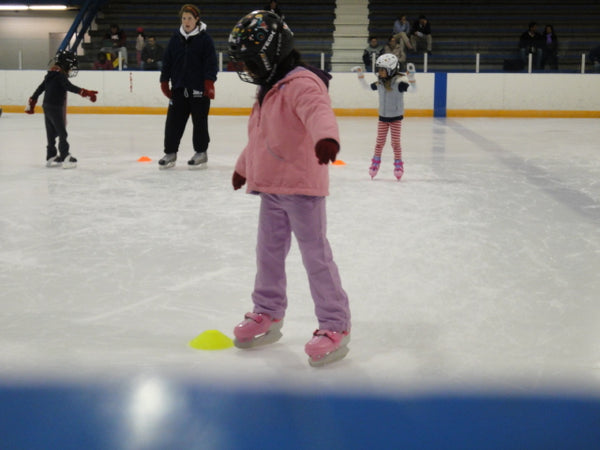 Pre-School Big Rink- 8 week Fall Session