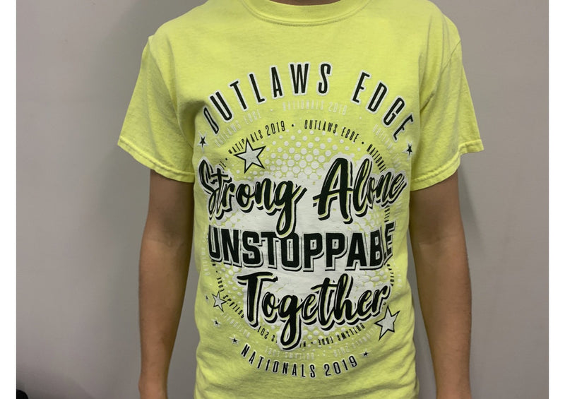 Outlaws Edge 2019 Nationals Tees
