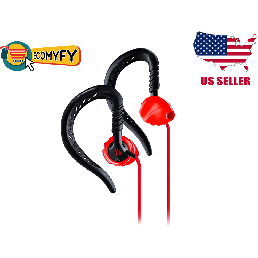 In Ear Sport Headphones Yurbuds Focus 100 Black