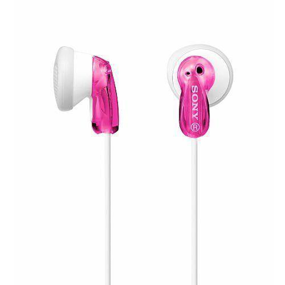 Sony MDR-E9LP/PNK In-Ear Only Headphones Pink MDRE9LP