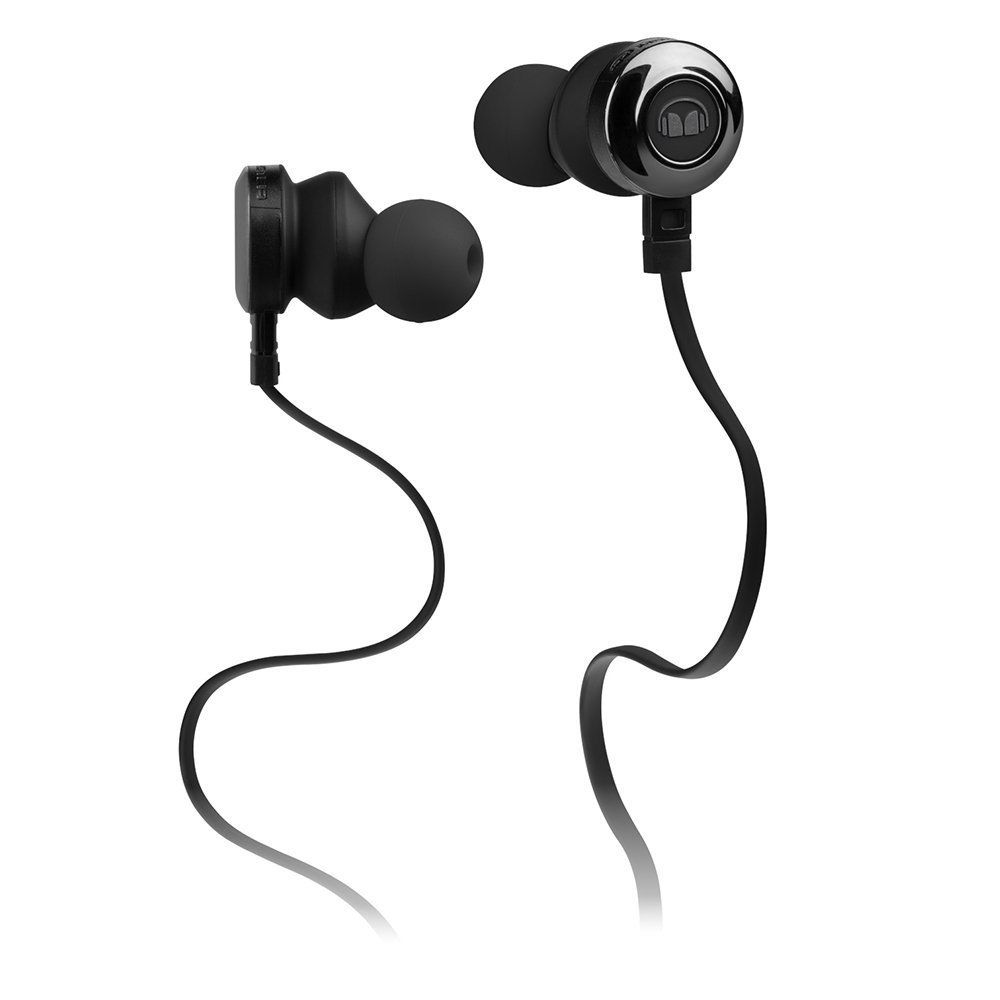 Lot of 15 Monster Headphones In Ear Headset wMic Remote Clarity HD Black