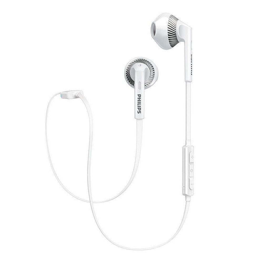 Philips In-Ear Wireless Headphones MyJam FreshTones SHB5250 white