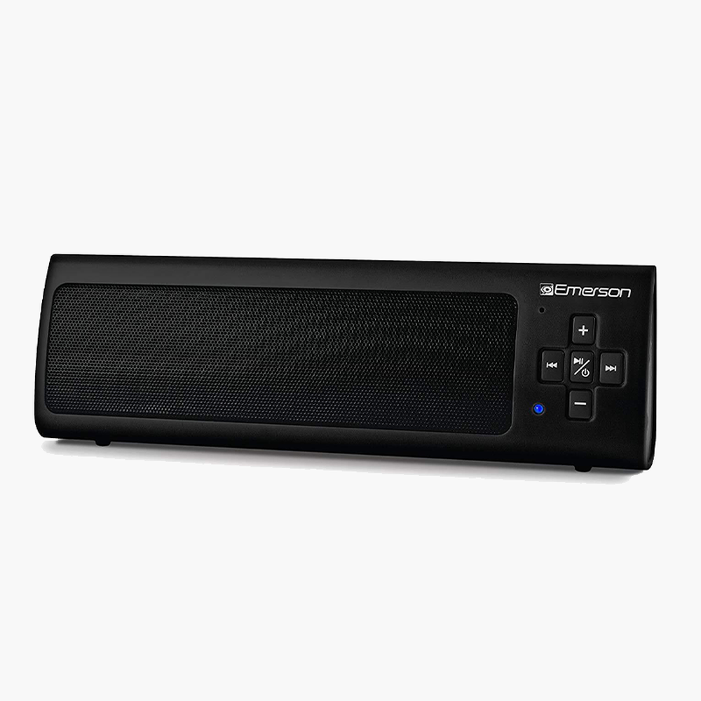 Portable Wireless Rechargeable Bluetooth Speaker Emerson EBT1100