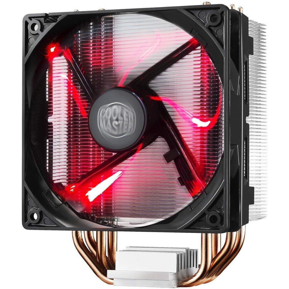 Cooler Master RR-212L-16PR-R1 Hyper 212 LED CPU Cooler Red LEDs