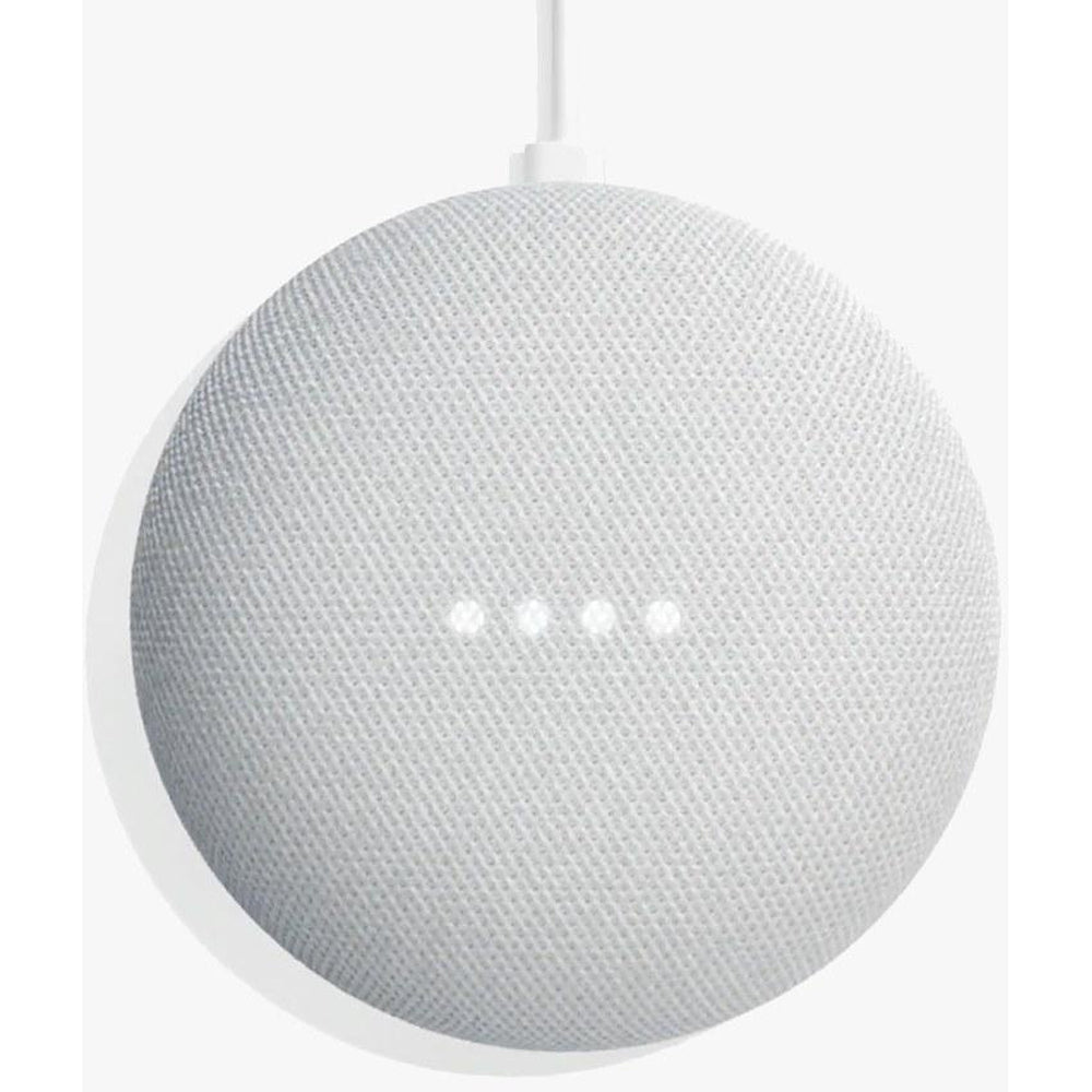 Google Home Mini Smart Assistant - Chalk GA00210-US
