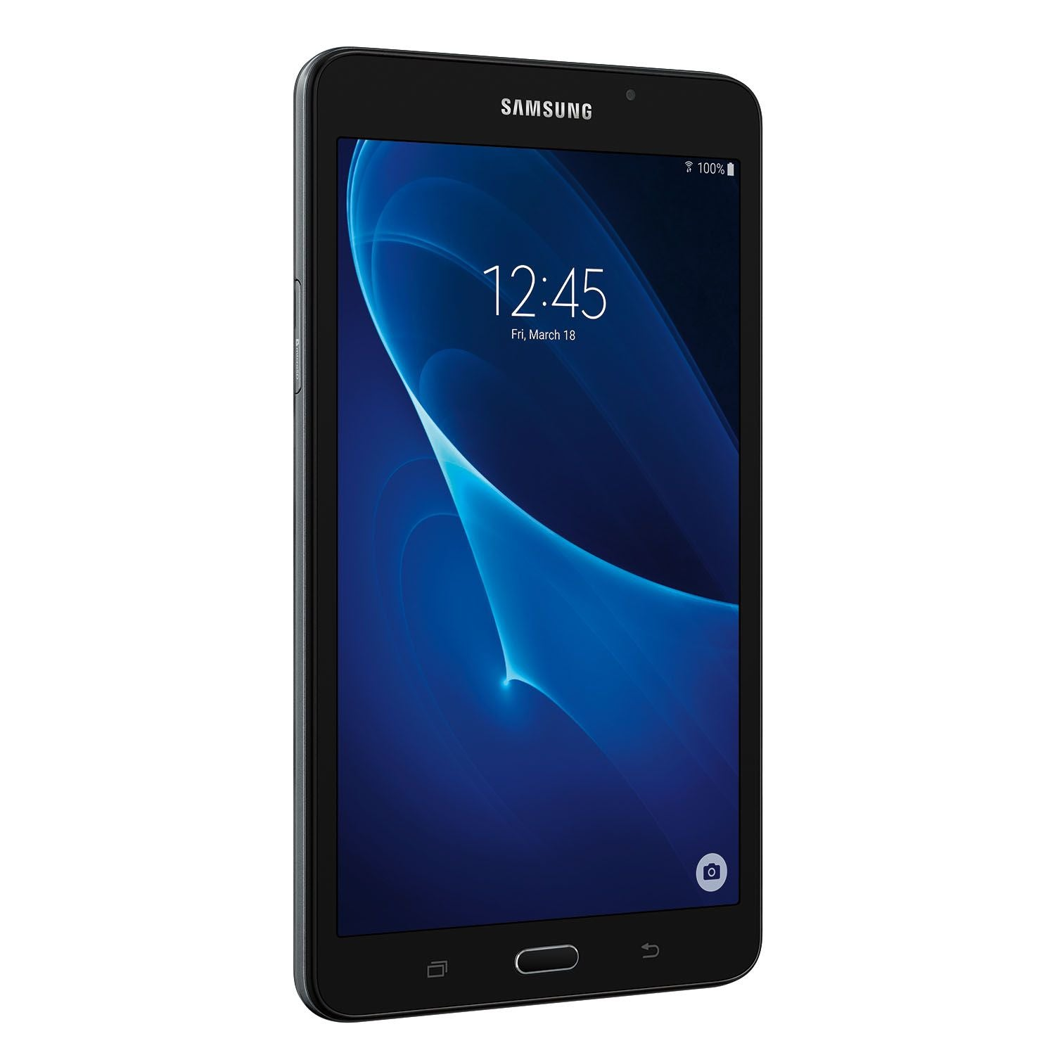 Samsung Galaxy Tab A 8GB Wi-Fi Tablet  SM-T280NZKMXAR with 16GB MicroSD Black