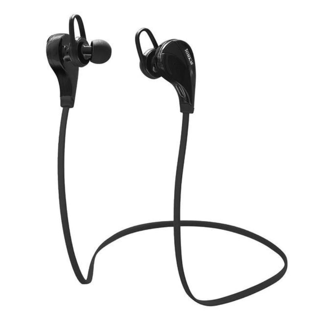 Sport Earphone Wireless Headset Stereo Mic Music Hands Free In-ear  For iPhone 6 7 Phone