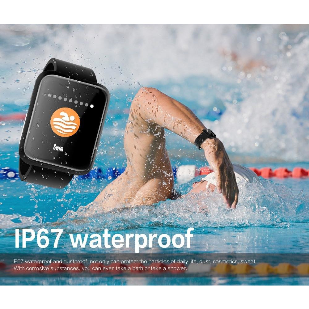 LEMFO SmartWatch sport3 Fitness Tracker  IP67 Waterproof BT4.1 Smartwatch