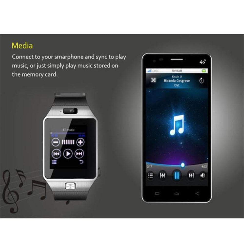 Smartwatch  Bluetooth Smart Bluetooth Phone