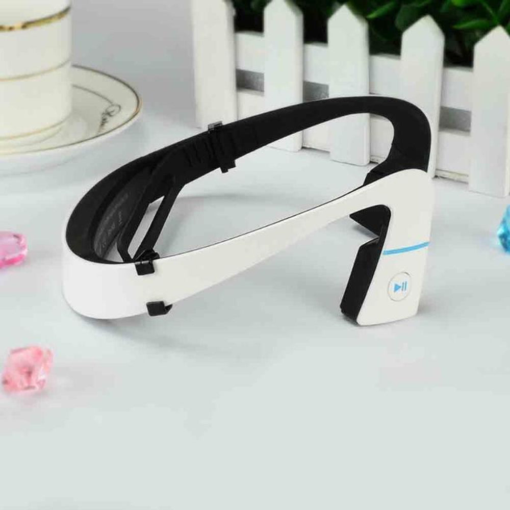 Wireless Bluetooth Headset Ear Hook Neckband Stereo  Bluetooth 4.1