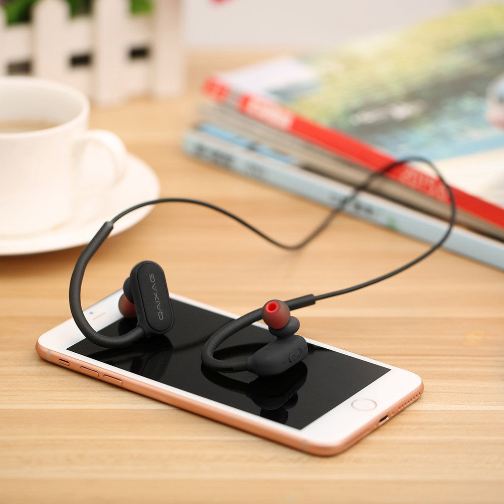 Bluetooth 4.2 Wireless Headphone Stereo Sports Earbuds In-Ear Headset