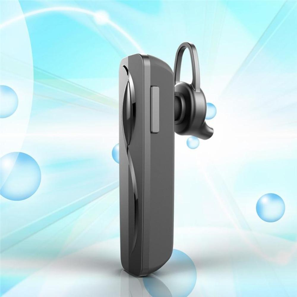 Wireless Bluetooth Headset  Noise Cancelling Car Handsfree Earphone Microphone