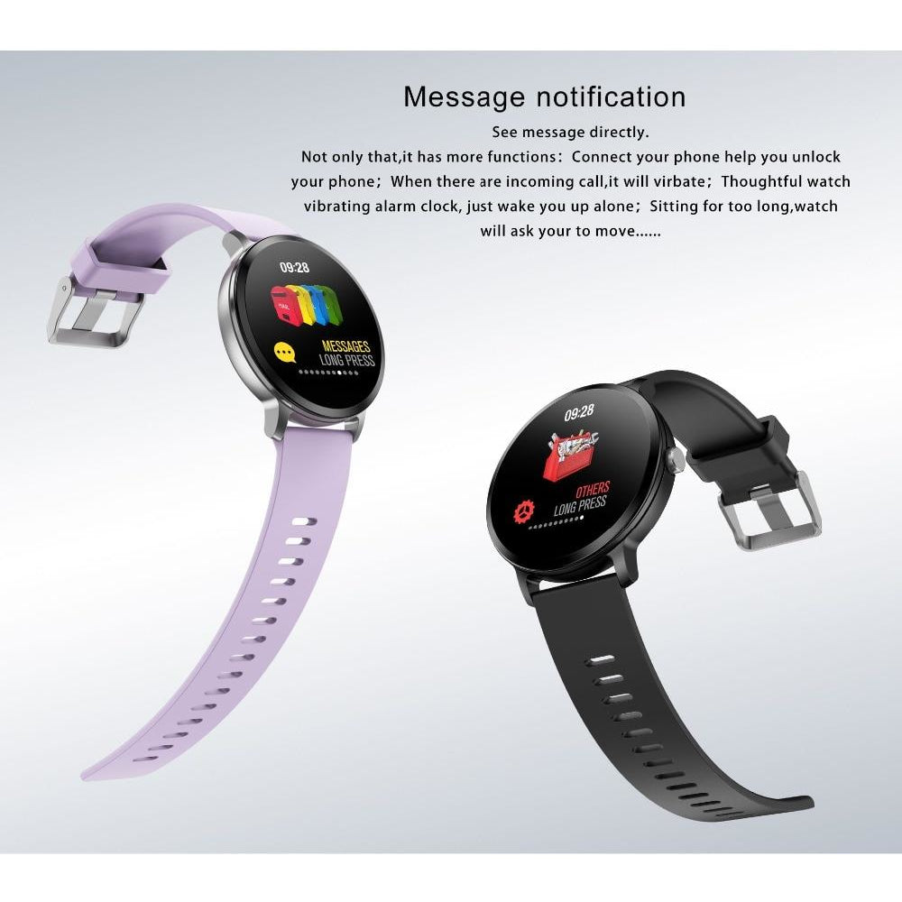 LEMFO Smartwatch  Heart Rate Blood Pressure  Multi-sport Android IOS Phone