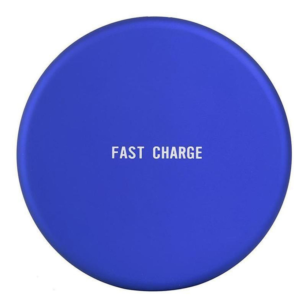 QI Wireless Charger Phone Wireless Fast Charger Charging Pad for IPhone X Type C Micro USB and ALL Qi standard Smartphones