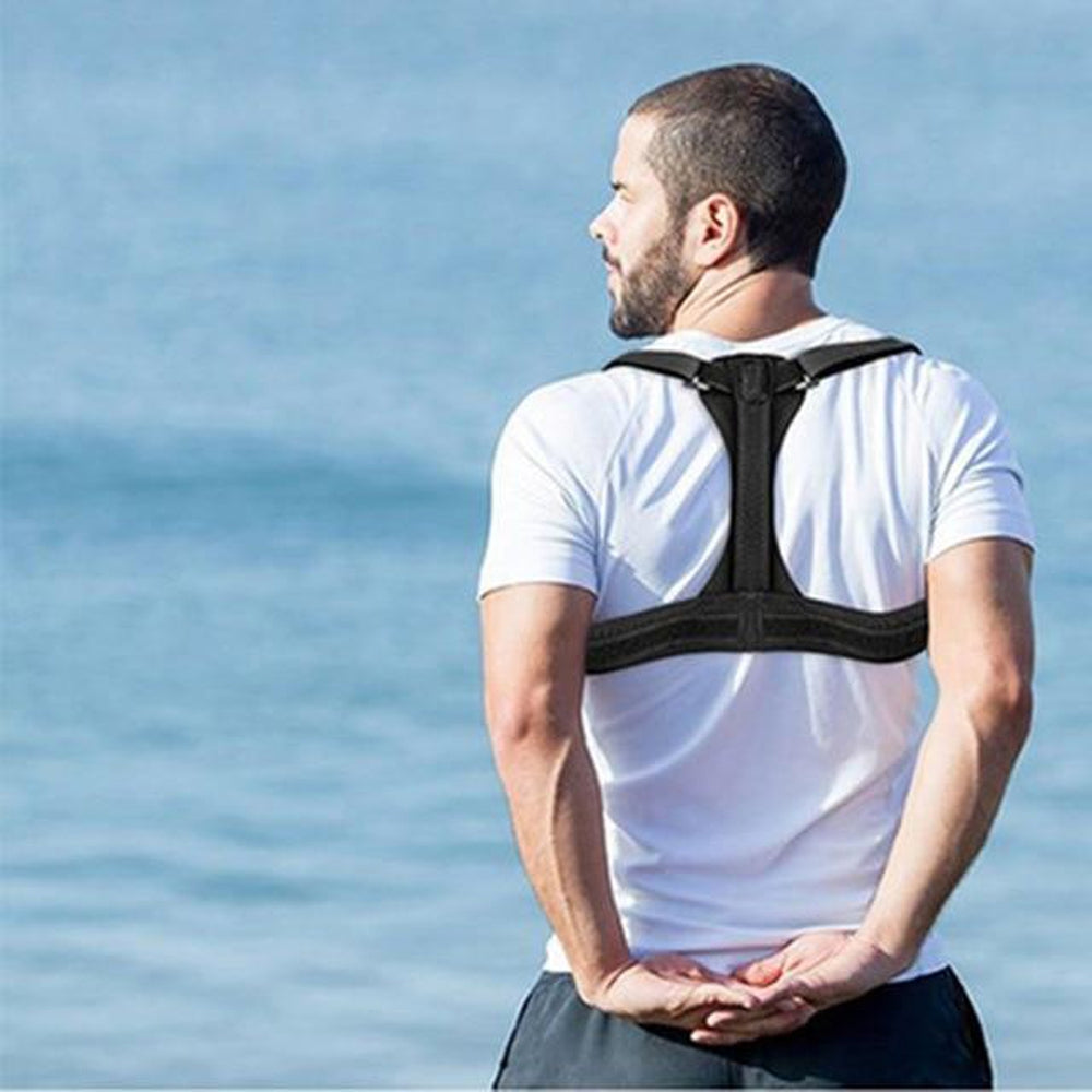 Posture Corrector Scoliosis Humpback Correction Belt Adjustable Comfort Invisible Belt for Man Woman