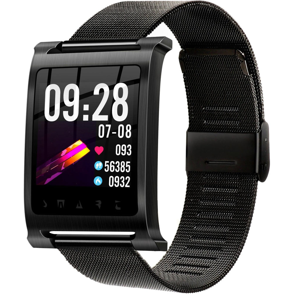 Smart Watch Blood Pressure Monitor Fitness Tracker Sports Men Women
