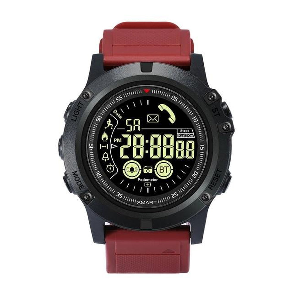 LEMFO Sport SmartWatch Long Standby IP68 Waterproof Full Angle Display  Android IOS