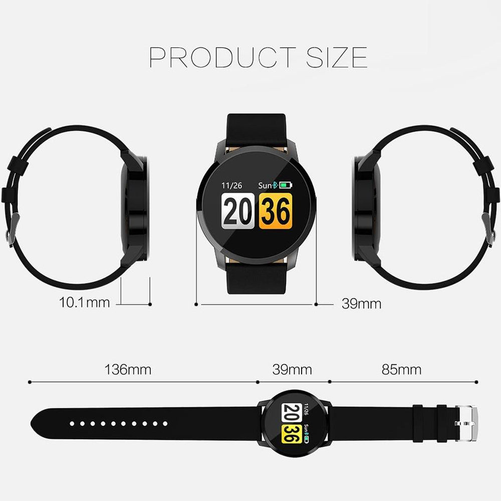 Smart Watch LEMFO KW18 Bluetooth  Heart Rate Monitor Support SIM TF Card smart watch for android ios