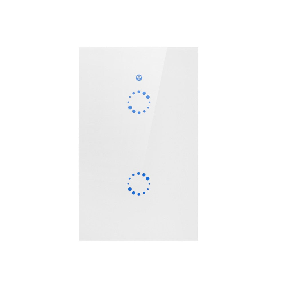 T1 US ITEAD 3 Gang US AU Standard Smart WiFi Wall Light Switch 315MHz RF Touch Google Home/Nest & Amazon Alexa