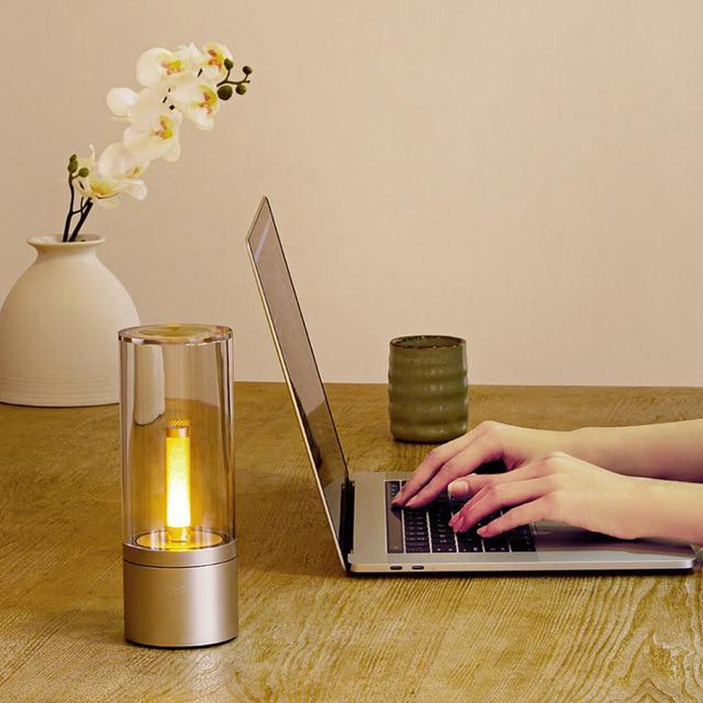 Original Xiaomi Yeelight Smart Candel Light Bluetooth Yeelight APP Control multi-lamp For Home