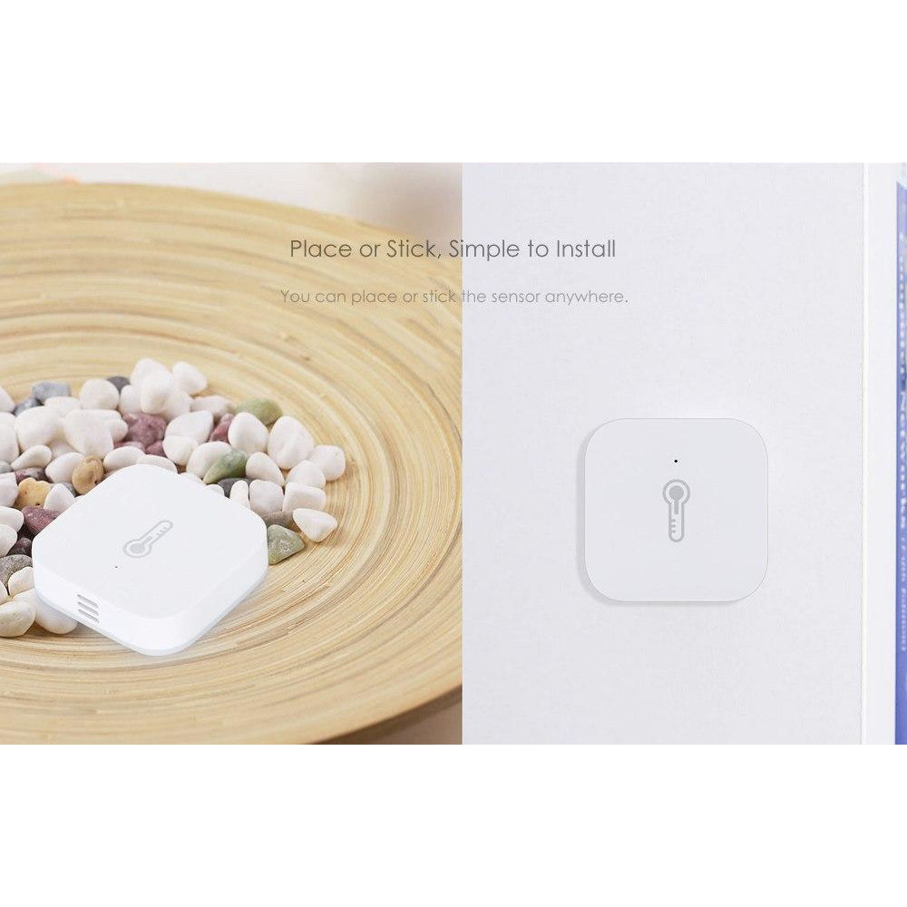 Xiaomi Aqara Smart Air Pressure Temperature Humidity Sensor Smart Remote Control Home Device