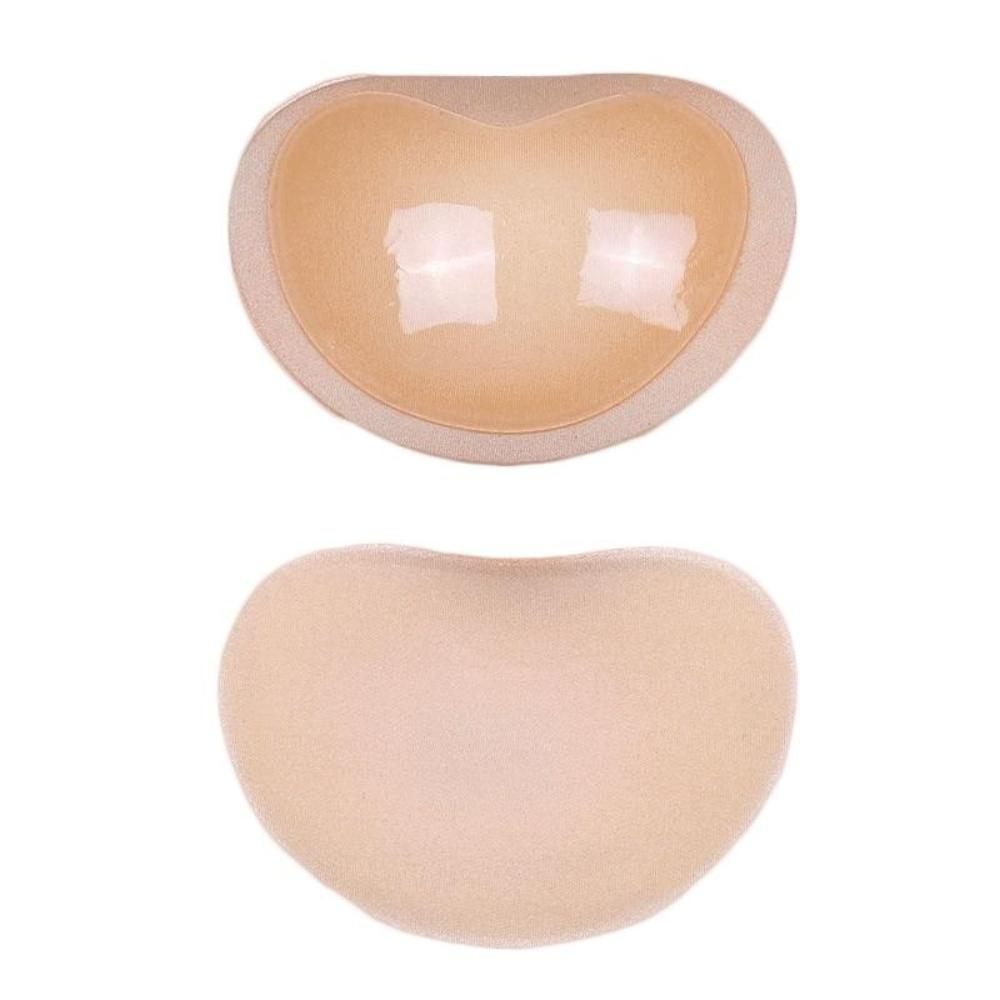 Women's Breast Push Up Pads Swimsuit Accessories Silicone Bra Pad Nipple Cover Stickers