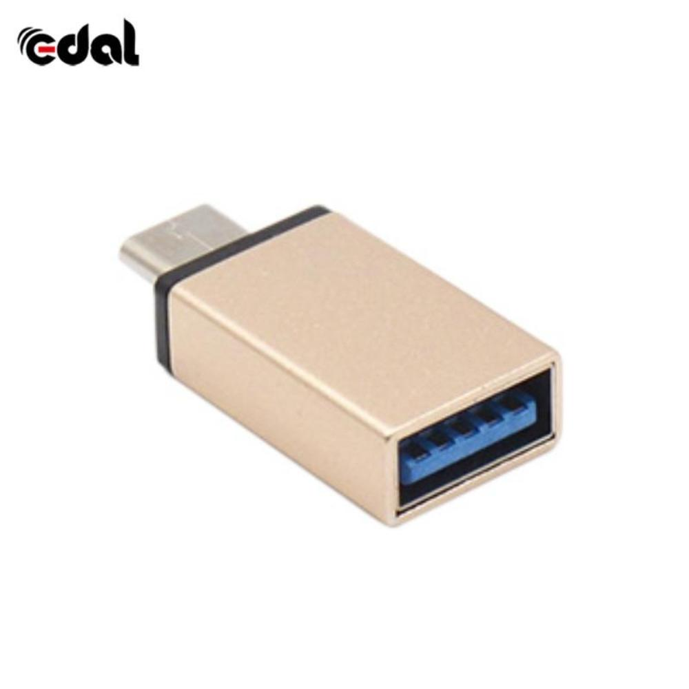 USB-C Type-C 3 1 To USB OTG Mini Adapter USB 3 0 Alloy Converte For Samsung  Galaxy Note8 Cell Phone Accessories USB-C Type-C 3 1 To USB OTG Mini